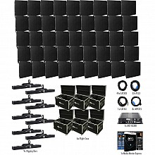 American DJ AV6X Video Wall 9x5 Complete Package