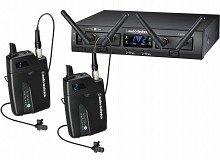 Audio-Technica ATW-1311/L System 10 PRO Dual Lavalier Mic System