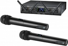 Audio-Technica ATW-1322 System 10 PRO Dual Handheld System