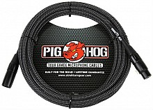 Pig Hog PHM20BKW (20ft XLR to XLR Cable)