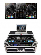 Pioneer DDJ-1000SRT w/ ProX Case Bundle