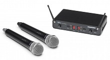 Samson Concert 288 Dual Handheld Wireless System (band H)