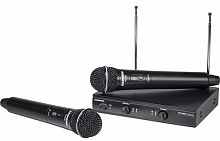 Samson Stage 200 Dual Handheld Wireless System (Channel D)