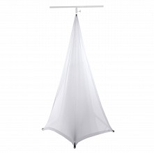 Scrim King LST02-W | Double Sided Lighting Stand Scrim (White)