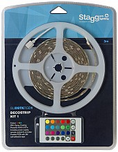 Stagg Decostrip RGB LED Tape SLI DSTK RGB1-1